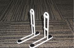 Naujiena: Kojelės P ir L montuoti radiatorius ant grindų