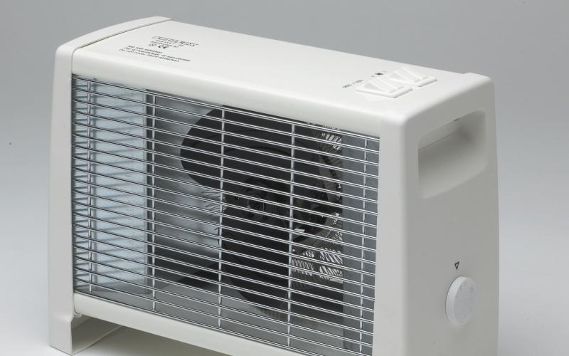 Šildytuvas su ventiliatoriumi VV9 T