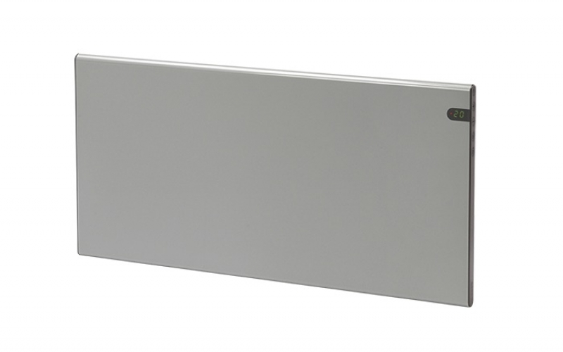 Elektrinis radiatorius GLAMOX heating H30 H06 KDT Silver