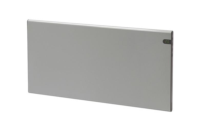 Elektrinis radiatorius GLAMOX heating H30 H08 KDT Silver