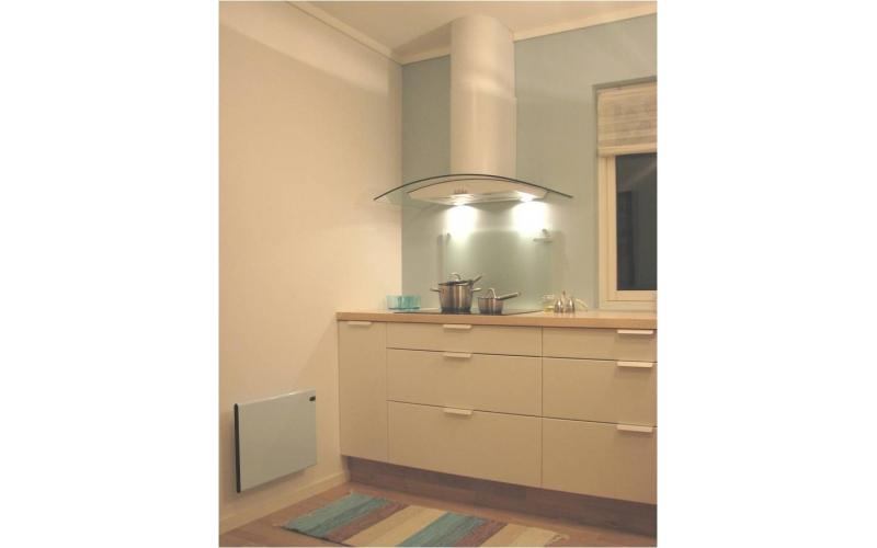 Elektrinis radiatorius GLAMOX heating H30 H08 KDT Blue