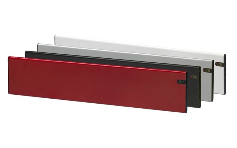 Elektrinis radiatorius GLAMOX heating H30 L12 KDT Silver
