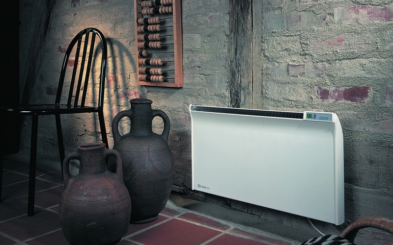 Elektrinis radiatorius GLAMOX heating TPA 15 ET