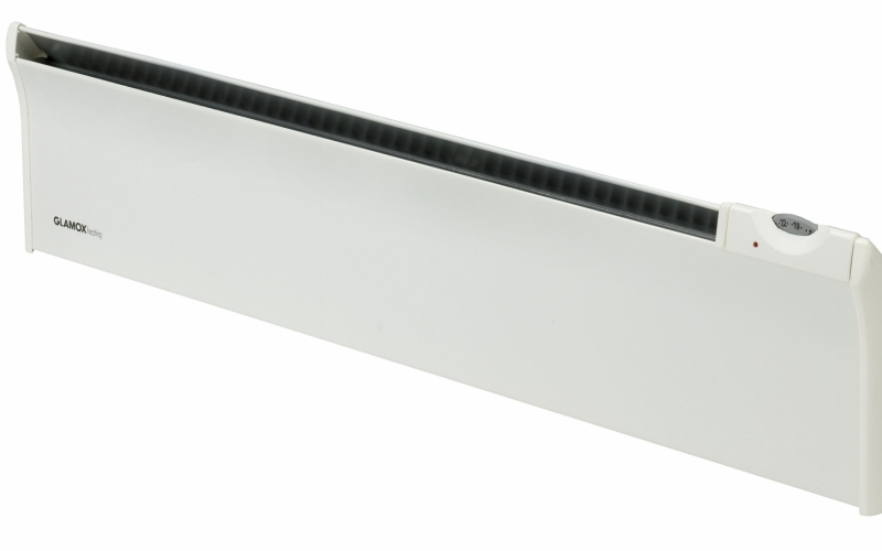 Elektrinis radiatorius GLAMOX heating TLO 05 ET