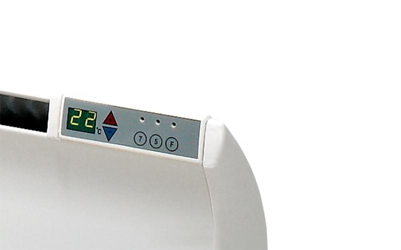 Programuojamas skaitmeninis termostatas-manipuliatorius GLAMOX heating DTM2
