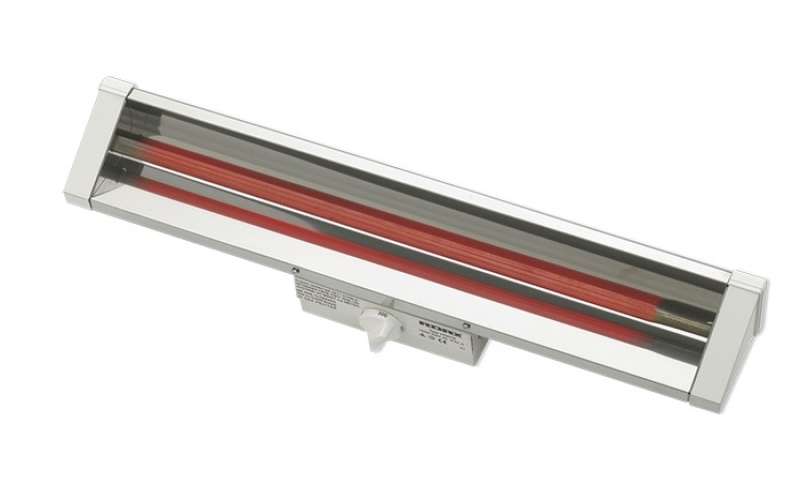 Spindulinis šildytuvas GLAMOX heating GVR 507 B