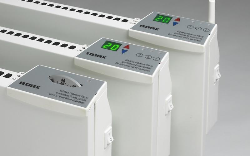 Termostatai ADAX Multi/CLEA