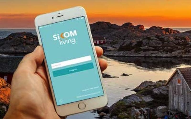 SIKOM GSM valdymo sistema