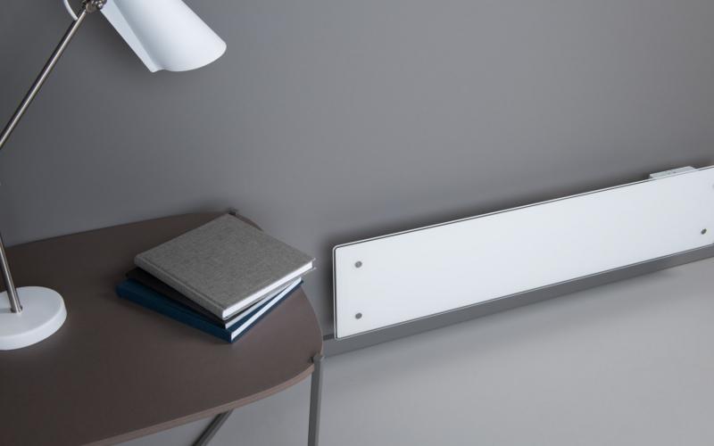 Elektrinis radiatorius GLAMOX heating H60 L08 WT White