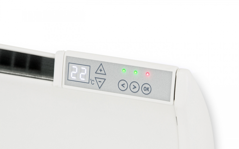 Elektrinis radiatorius GLAMOX heating TPVD 04