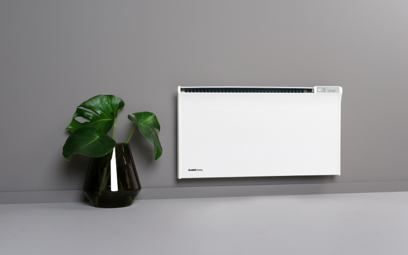 Elektrinis radiatorius GLAMOX heating TPVD 08