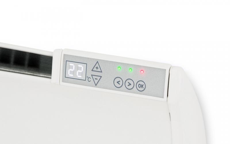 Elektrinis radiatorius GLAMOX heating TPVD 60 06
