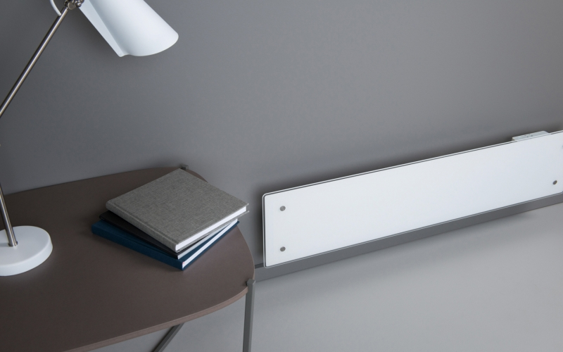 Elektrinis radiatorius ADAX CLEA L10 KWT White