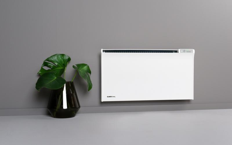 Elektrinis radiatorius GLAMOX heating TPA 10