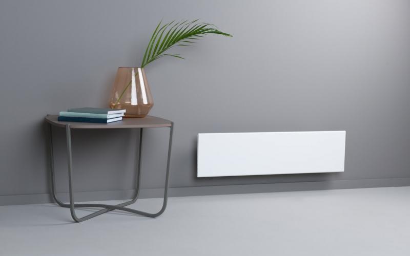 Elektrinis radiatorius H40 L02 White