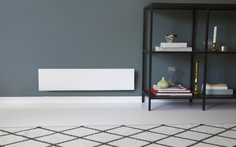Elektrinis radiatorius H40 L10 White