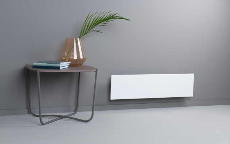 Elektrinis radiatorius H40 L12 White