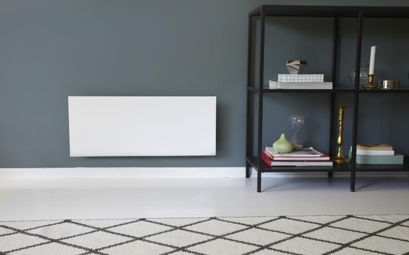 Elektrinis radiatorius H40 H02 White