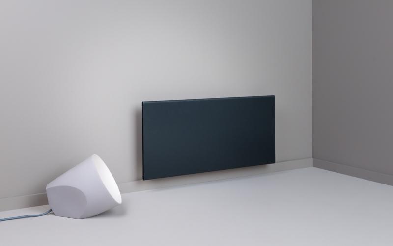 Elektrinis radiatorius H40 H02 Pearl Black