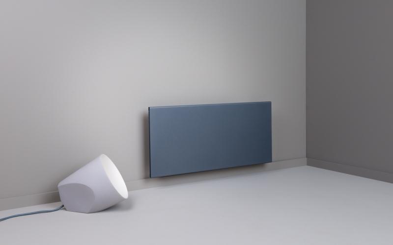 Elektrinis radiatorius H40 H06 Sparkling Grey
