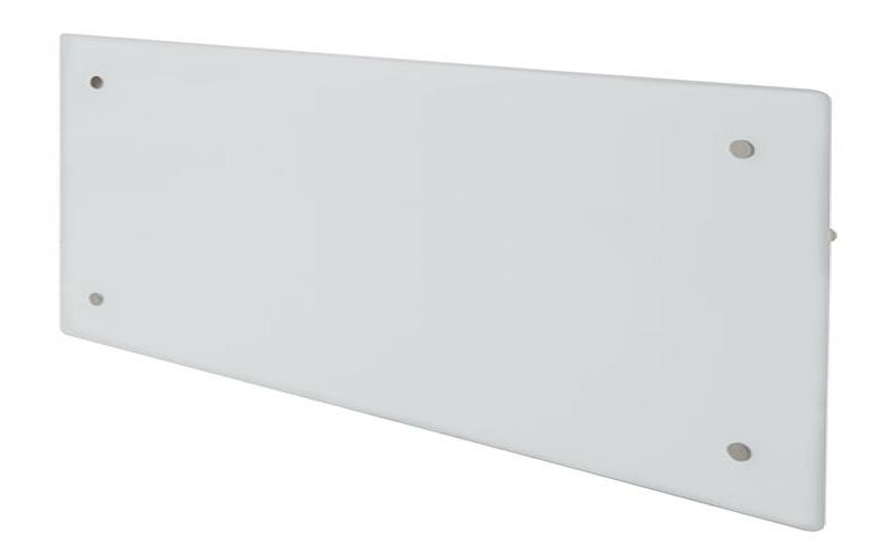 Elektrinis radiatorius GLAMOX heating H60 H08 White